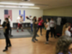 Premier Krav Maga Training Area
