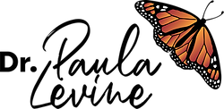 Dr. Paula Levine butterfly logo.png
