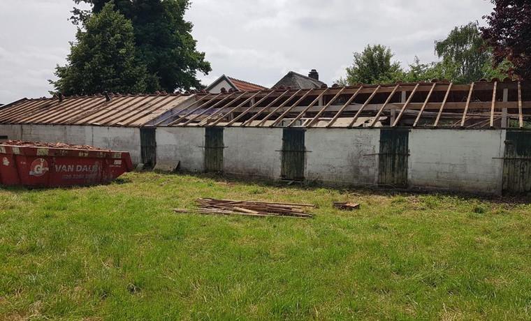 Totaal nieuw dak Duiven