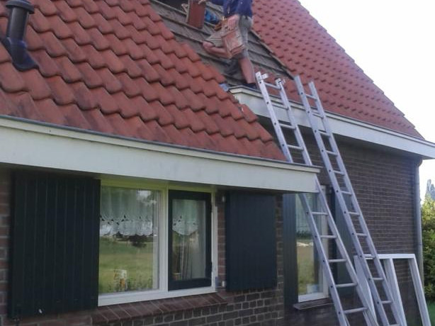 Onderhoudsvrije dakkapel