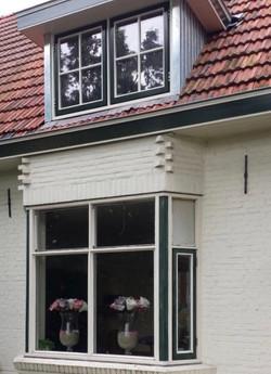 Kozijnen en dakkapel