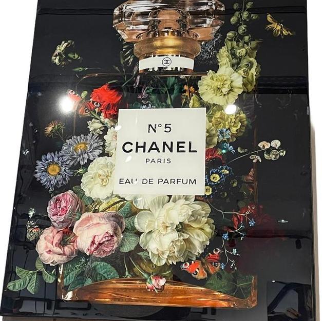 Wall art Chanel Epoxy