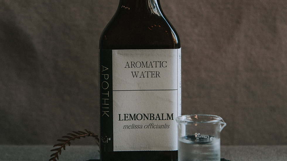 Lemonbalm Aromatic Water