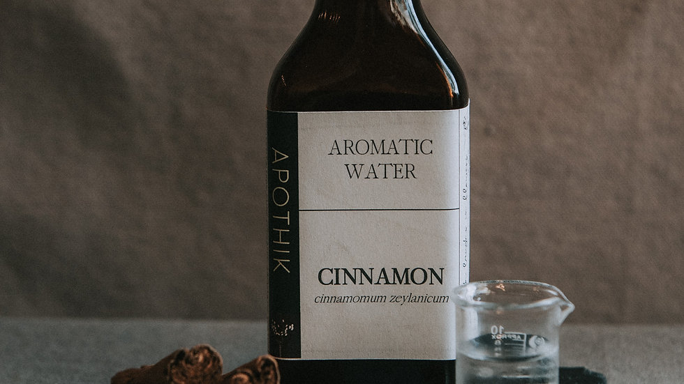 Cinnamon Aromatic Water