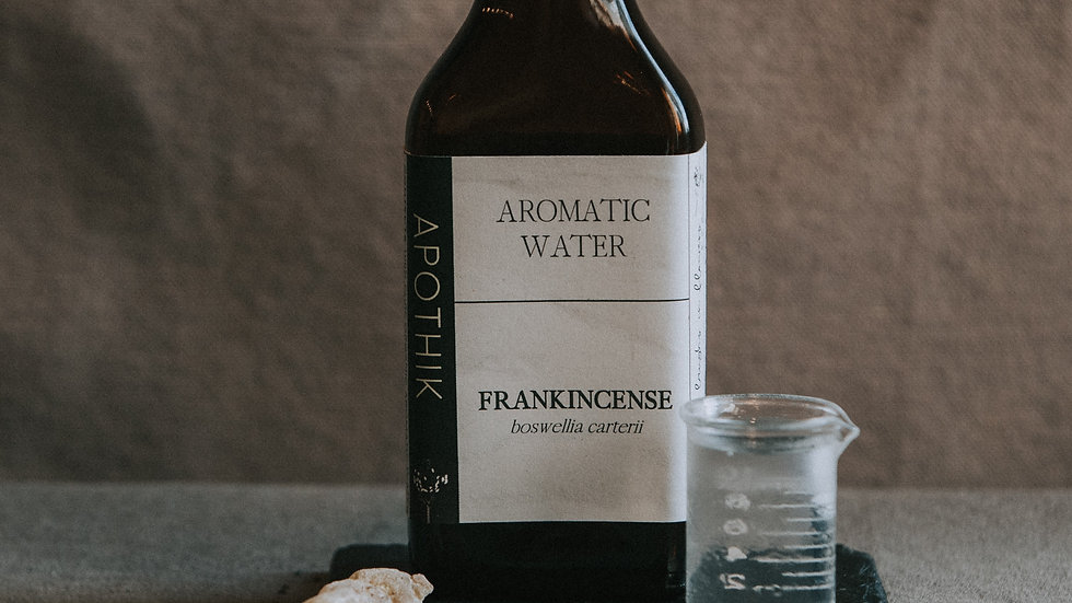 Frankincense Aromatic Water