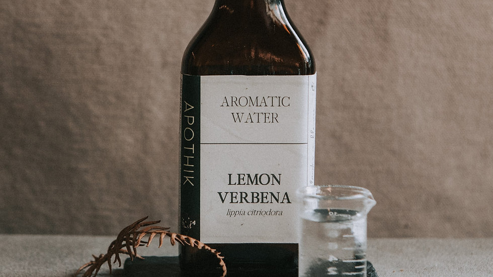 Lemon Verbena Aromatic Water