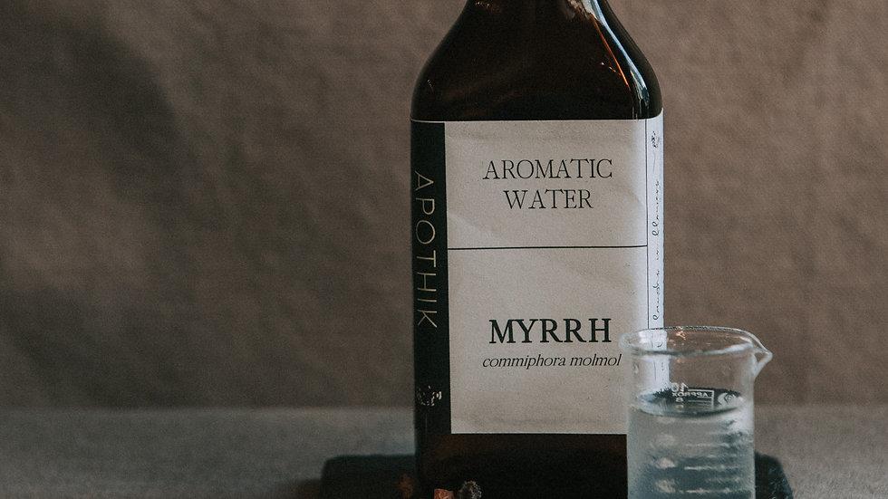 Myrrh Aromatic Water