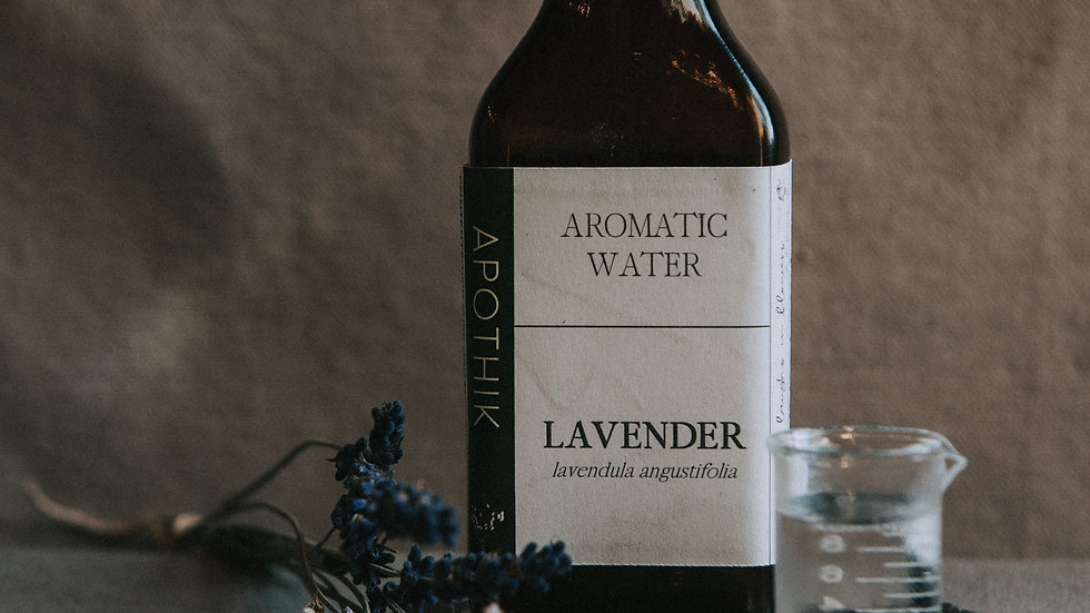 Lavender Aromatic Water
