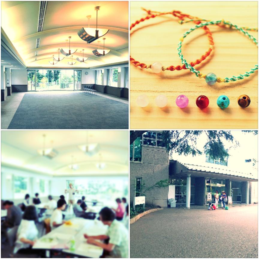Workshop @ 石神井公園ふるさと文化館分室