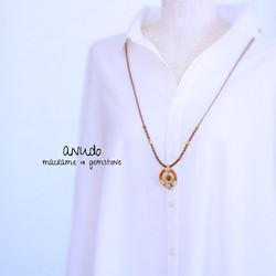 upper step necklace