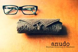 Macrame Case for glasses