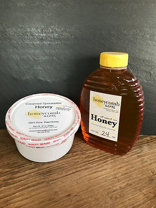 **Honey Sampler