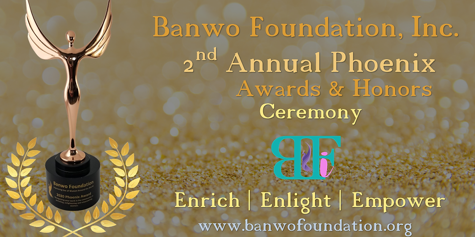 2nd Annual Phoenix Awards & Honors Ceremony