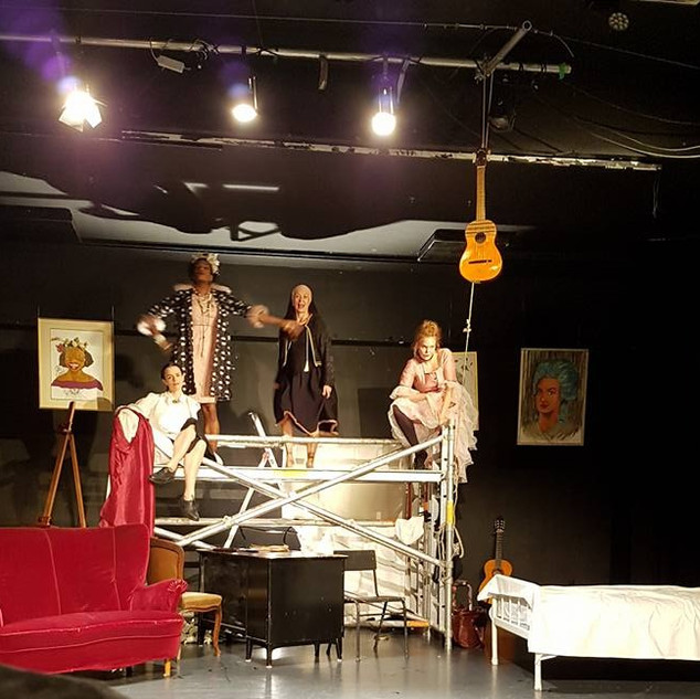 Publikbild Teater Alma