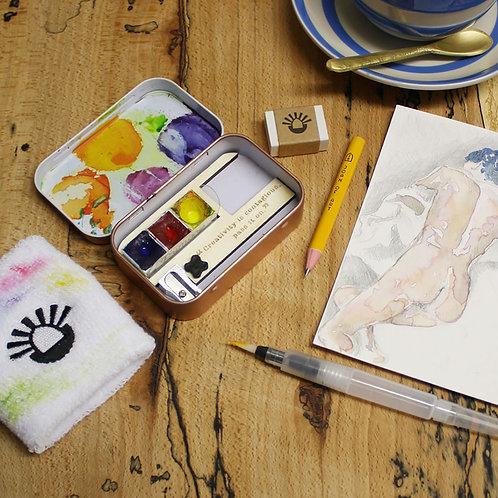 The Sketching Tin