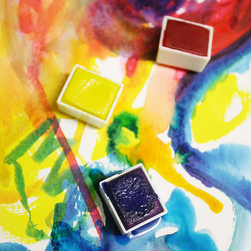 Primary Watercolour Set
