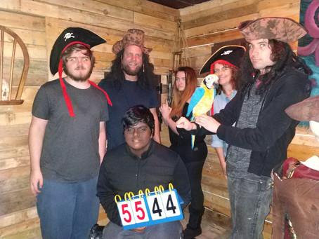 Escape The Pirate's Hut!