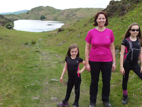 Maidenhead Mum's Mountain Mission!