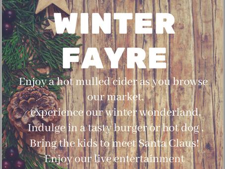 Winter Fayre 2019
