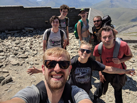 Mount Snowdon Expedition