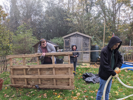 GR6 Help with Community Nature Reserve