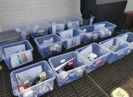 Home School Boxes