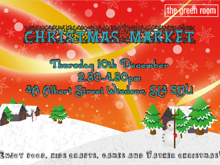 It's Christmas Market Time Again.....