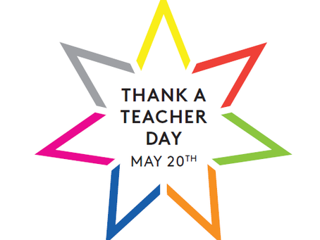 Thank you to our Teachers!