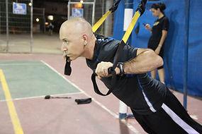 אימון רצועות TRX