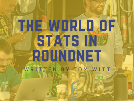 The World of Stats in Roundnet