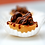 Thumbnail: drop off finger food-petite Belgian choc macadamia tartlets(24)$90