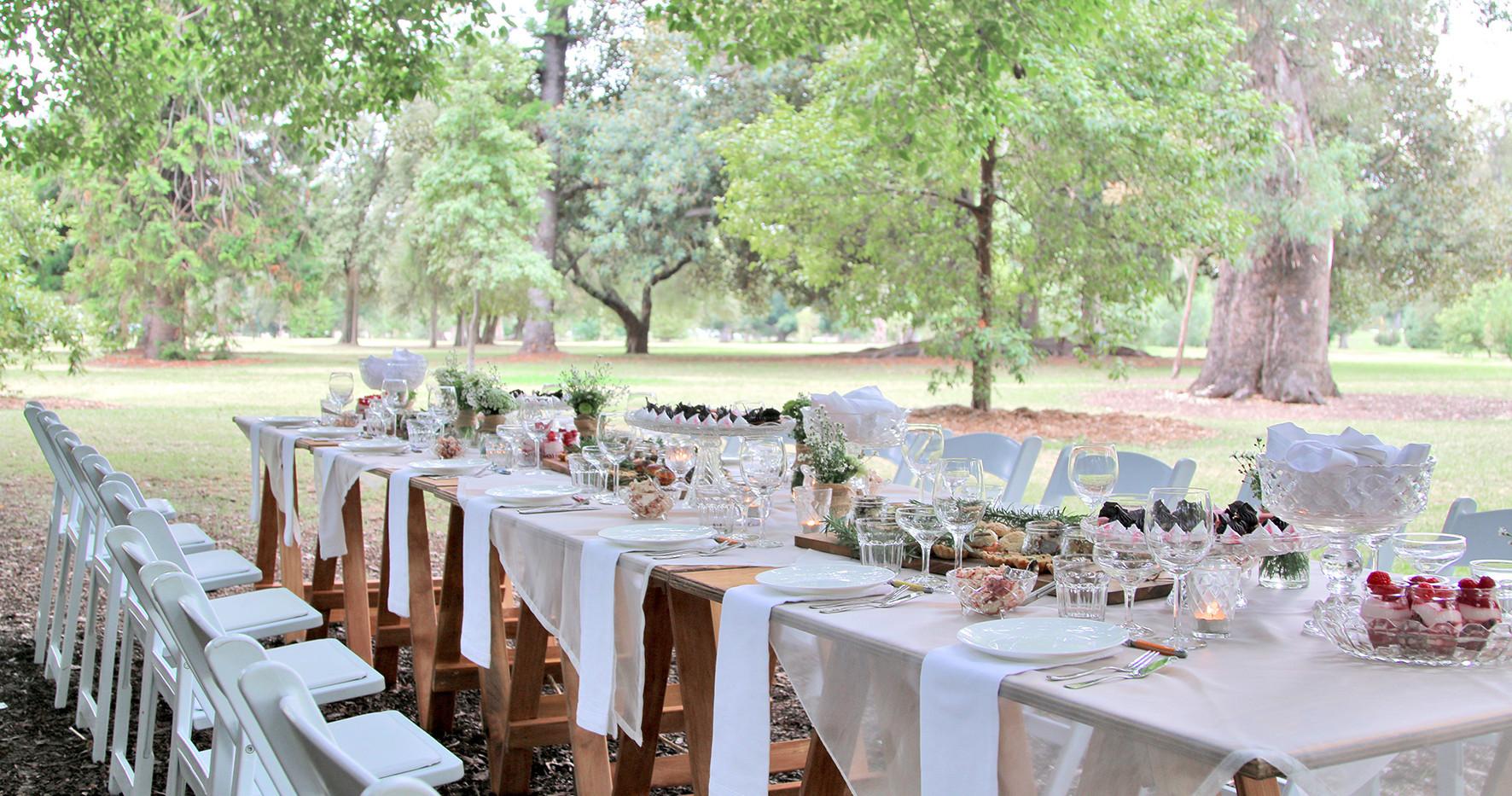 Wedding High Tea
