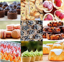 DESSERT HIGH TEA-INCLUDES 12 DELICIOUS PIECES $119 FOR TWO PEOPLE
