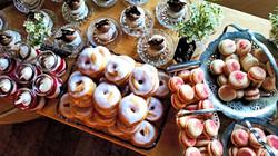 wedding dessert table adelaide