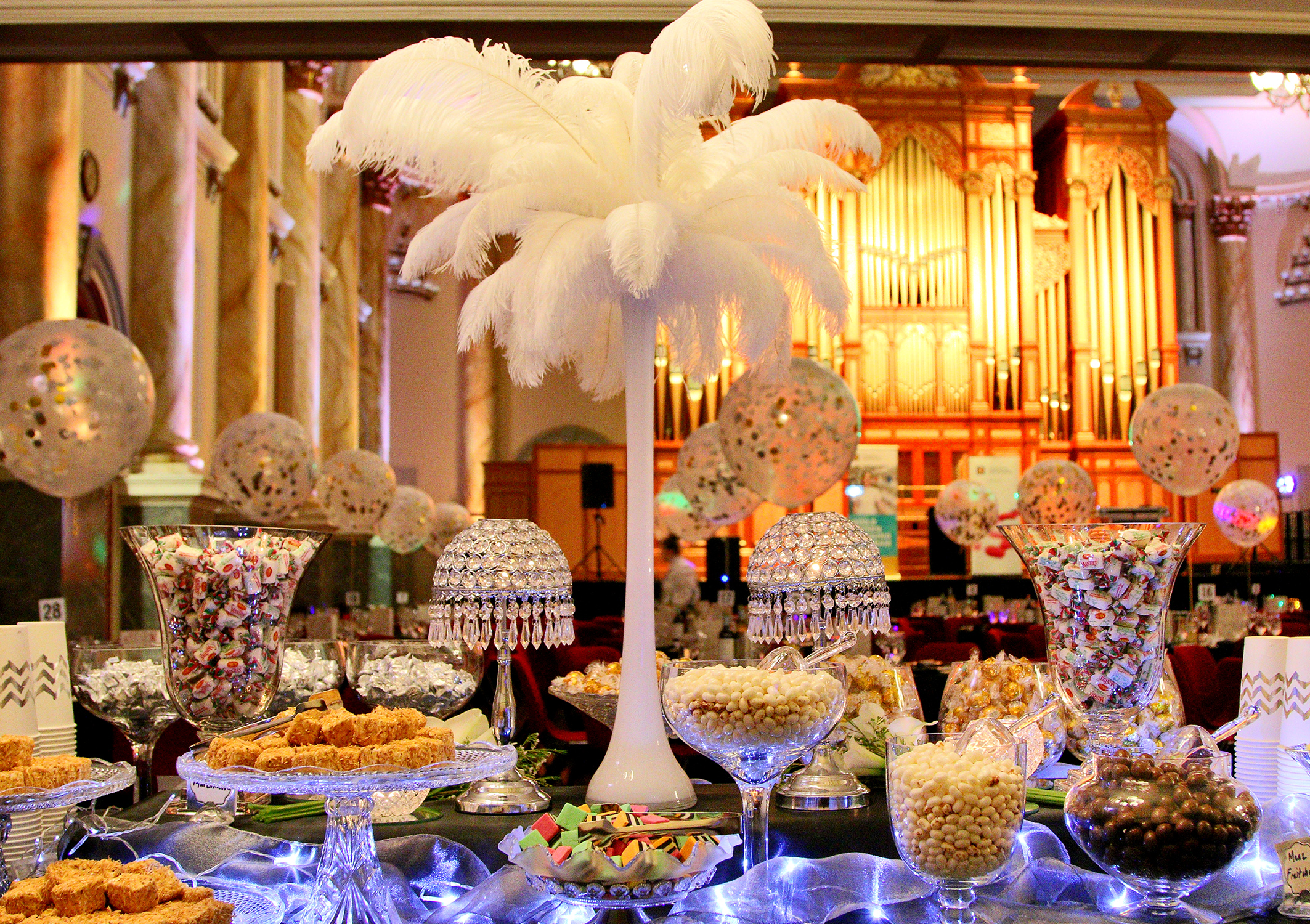 Adelaide dessert table