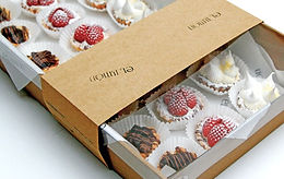 drop off finger food - petite sweet tarts - $90 (24 pieces-three varieties)