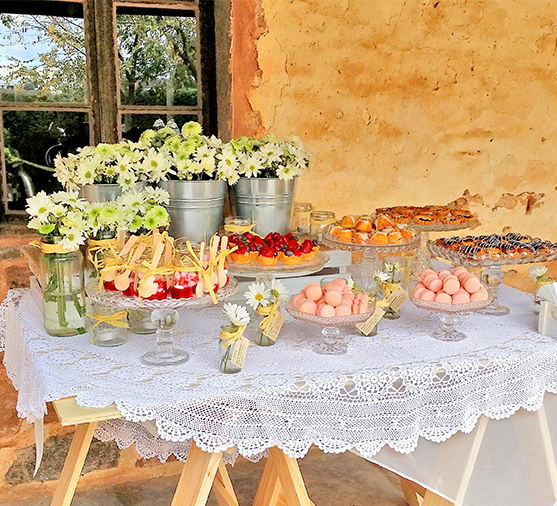 dessert table adelaide