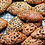 Thumbnail: drop off finger food - petite bagels & seed rolls - $90 (24 pieces)