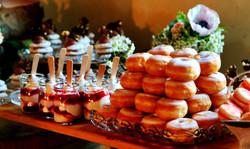 adelaide wedding dessert table