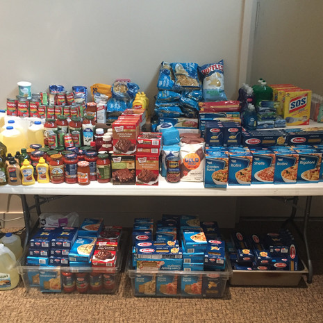 A great big TLC THANK YOU to the 2nd and 7th graders at HBHA for raising, purchasing and donating $805 of food to benefit the elderly and disabled via KC Kosher Meals on Wheels!! Thank you!!! Tizku L'Mitzvos!