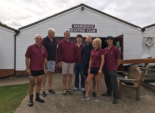 Wargrave Boating Club on Escape to the Country