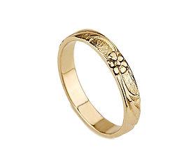 טבעת נישואין פרח, טבעת נישואים