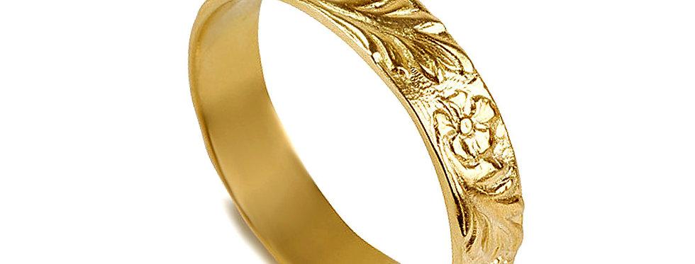 טבעת נישואין זר ביכורים