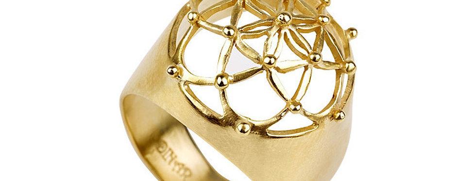 טבעת כתר דוד