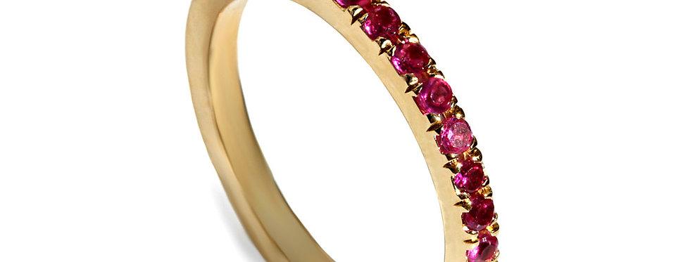 טבעת איטרנטי רובי