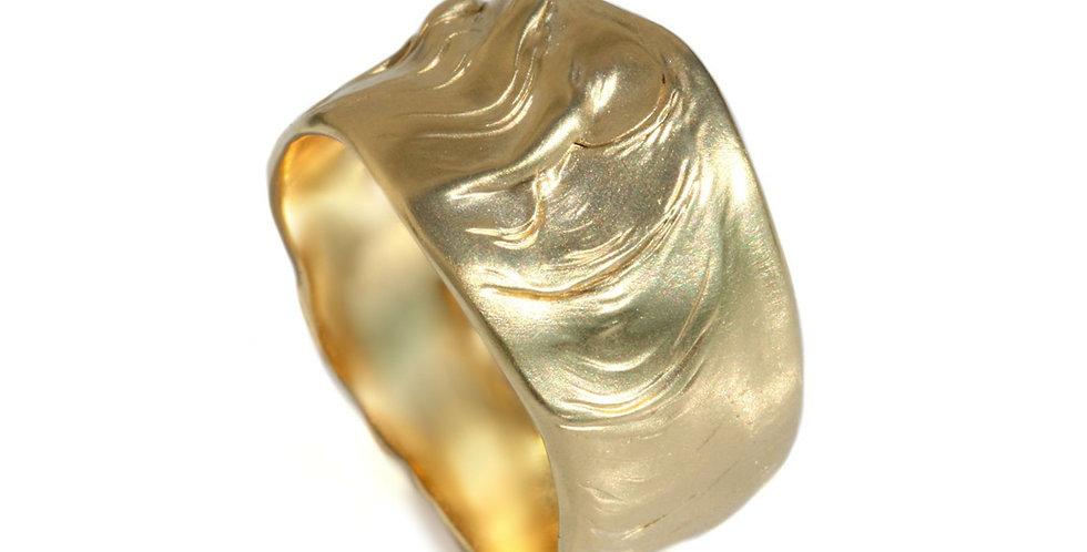טבעת נישואין לבה