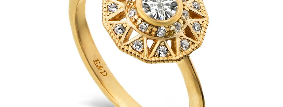טבעת אירוסין הדרון