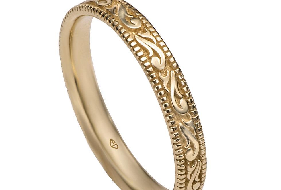 טבעת נישואין טליה לאישה