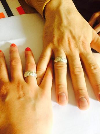 טבעות נישואין לזוגות מתחתנים