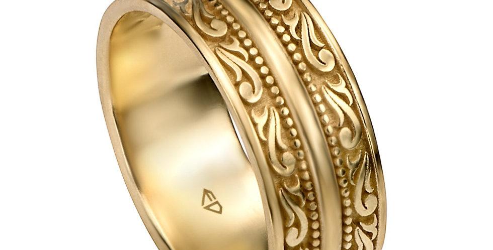 טבעת נישואין הורדוס רחבה אר-דקו